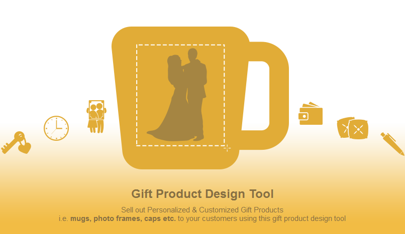 Online Gift Designer: Ready To Rock Solution To Design Gift Products