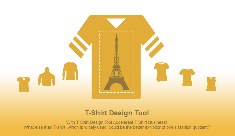 Online T-shirt Design Tool: Diversified Opportunities In Customizing T-shirts