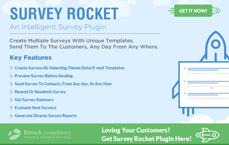 Infographic: Survey Rocket – Create Insightful Customer Surveys Online