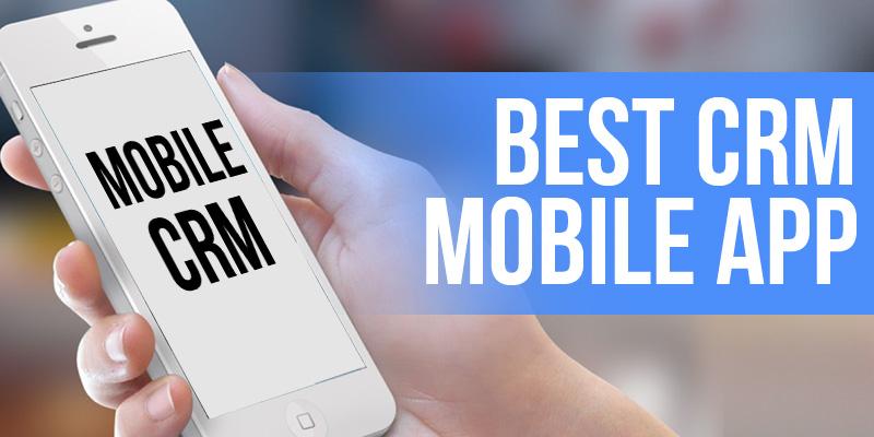 Advantages of Mobile CRM for Sales Professionals