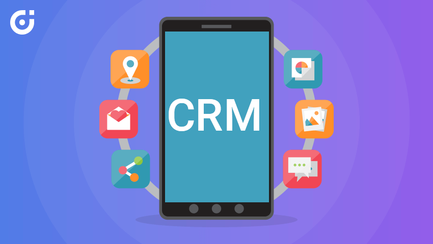 How to Implant Business Intelligence with Mobile CRM Applications