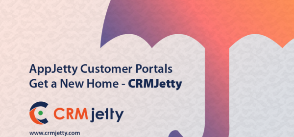 AppJetty's Portals Get a New Home - CRMJetty