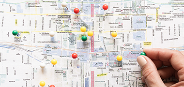 How a Sales Territory Manager can Use Dynamics CRM Mapping Tool