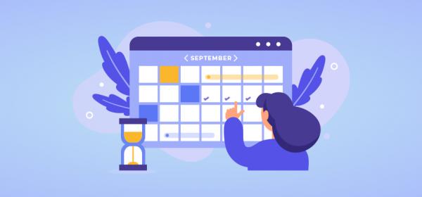 Add the Activity Calendar of Calendar 365 in the Dynamics Dashboard