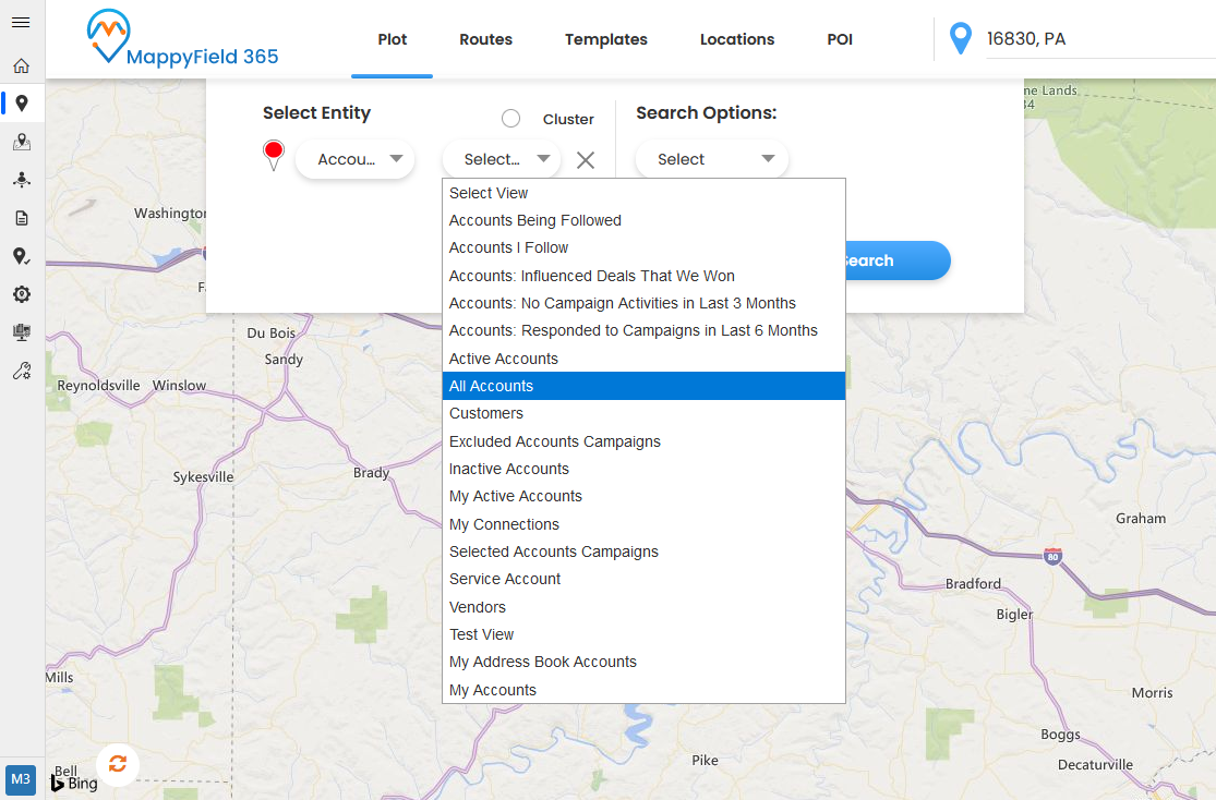 Enabling or Disabling Dynamics 365 Quick Find