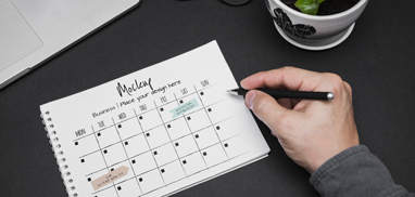 How to Add the Calendar Inside any Entity Record Details