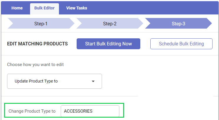 Edit Matching Products-1