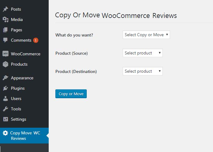 Copy Or Move Configurations
