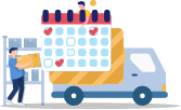 Delivery Date Scheduler For Magento 2