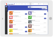 Falcon Material Backend Theme For Odoo