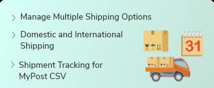 Australia MyPost Shipping For Magento 2