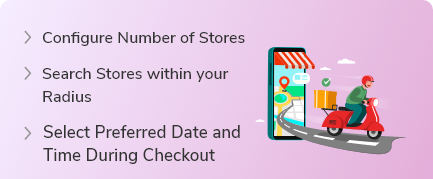 Store Pickup and Locator for Magento 2