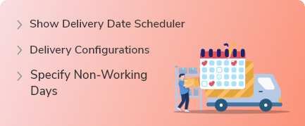 Shopify Delivery Date Manager
