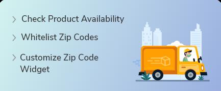 Shopify Zipcode Validator