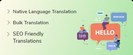 Shopify Language Translator