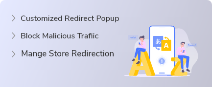Shopify Geolocation Redirect