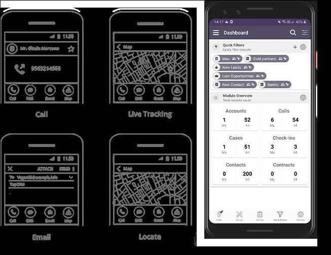 best crm mobile application