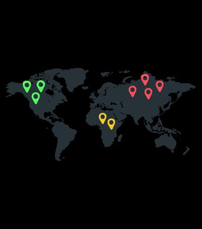 Create & Manage Multiple Territories